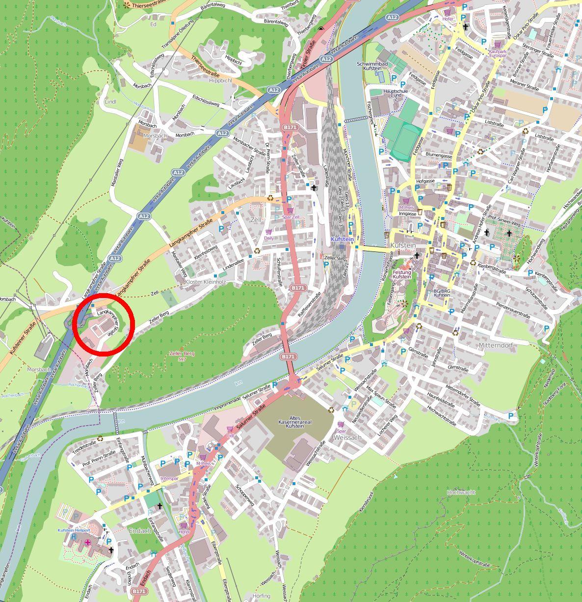 Straßenmeisterei Kufstein | Land Tirol