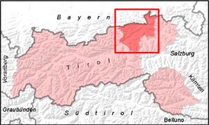 Bezirk - Kufstein | Land Tirol